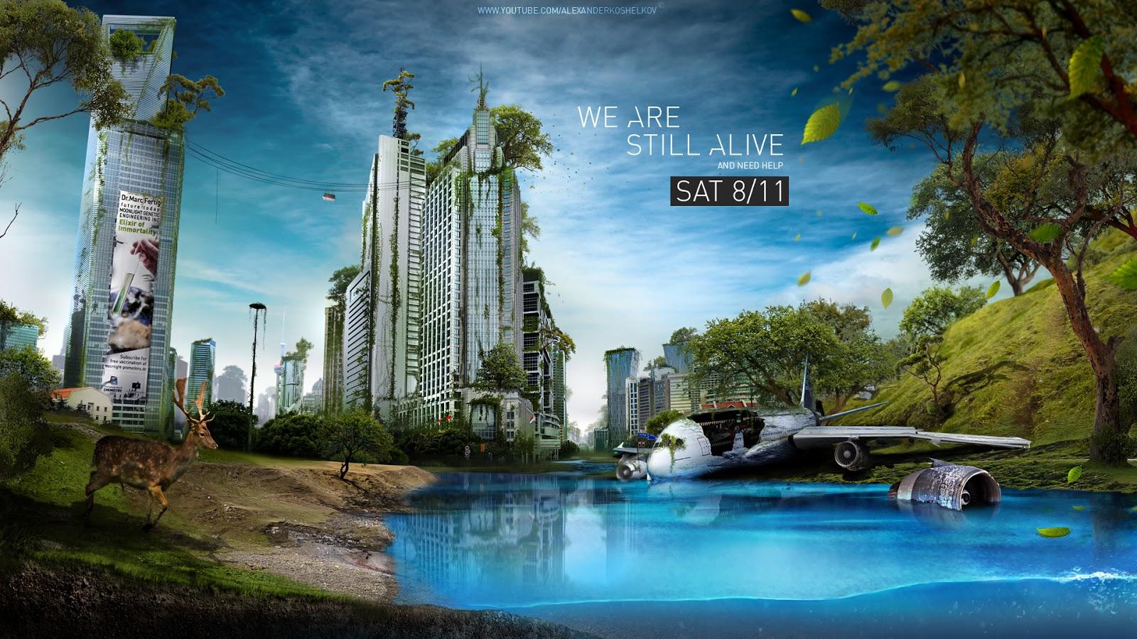 - A live nature wallpaper ...