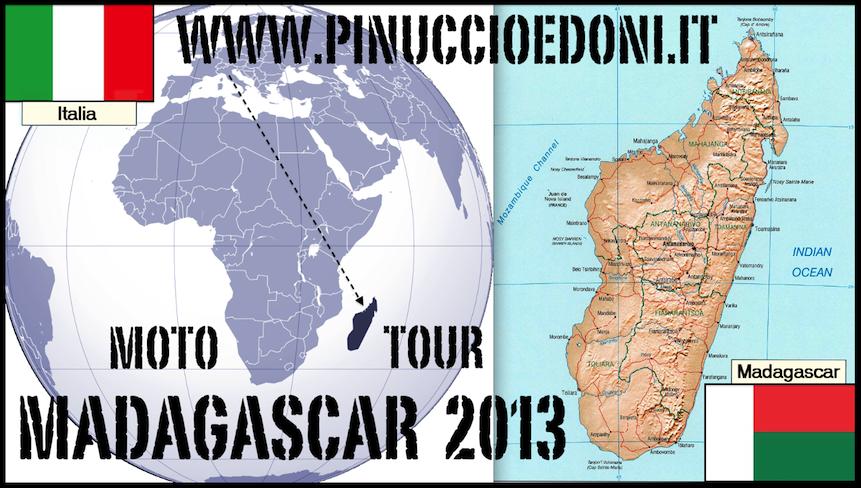 Avventura su due ruote in MADAGASCAR di Pinuccio & Doni