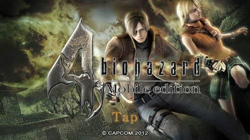 Resident Evil 4 Biohazard download gratis