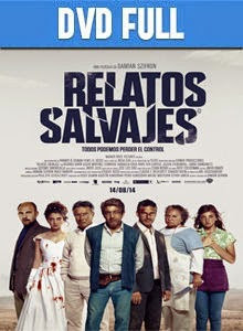 Relatos Salvajes DVD Full Español Latino 2014