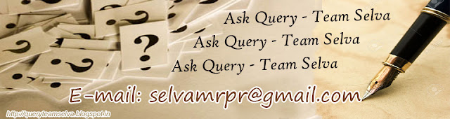 Ask Query - Team Selva