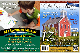 Free Old Schoolhouse Magazine