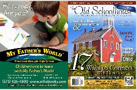 Free Old Schoolhouse Magazine