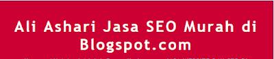 Jasa SEO 5 Besar Google