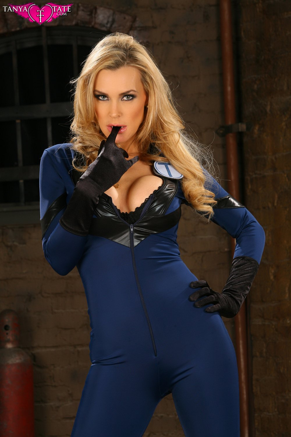 invisible Tanya woman tate