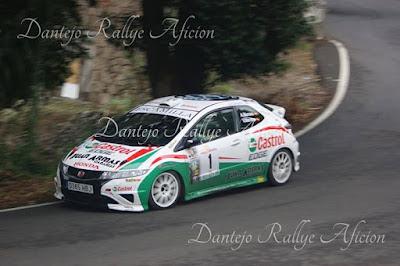 35 Rallye Villa de Teror 2015