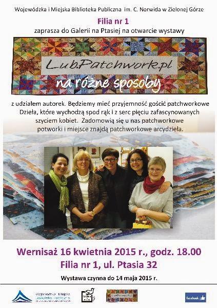 I po wystawie  Lub.Patchwork.pl