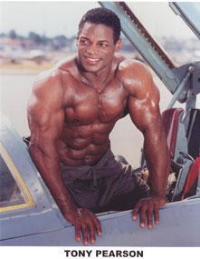 Tony Pearson Bodybuilder