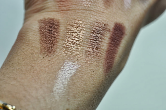 The Shades Of U: Too Faced Chocolate Bar Palette Swatches, Review