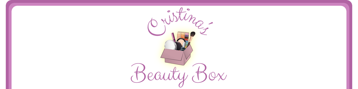 Cristina's Beauty Box | Beauty Blog