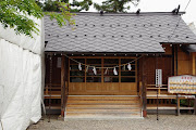 胸肩神社(弘前市品川町)の由緒