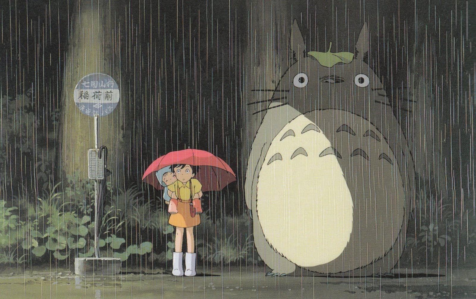 Yong, SiNI AH!!: Anime Movie: My Neighbor Totoro