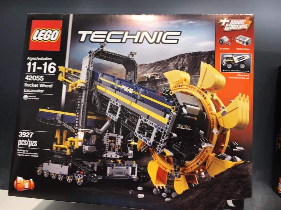 Lego Technic 2016 Sets – Technic Factory