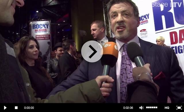 [luzia pimpinella BLOG] link zum ROCKY musical premierenbericht: bild interview mit sylvester stallone