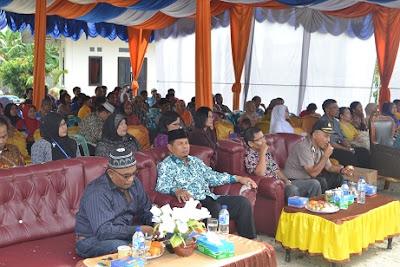 Kakankemenag Tanjungbalai Hadiri Penarikan Undian Simpedes BRI Cabang Tanjungbalai