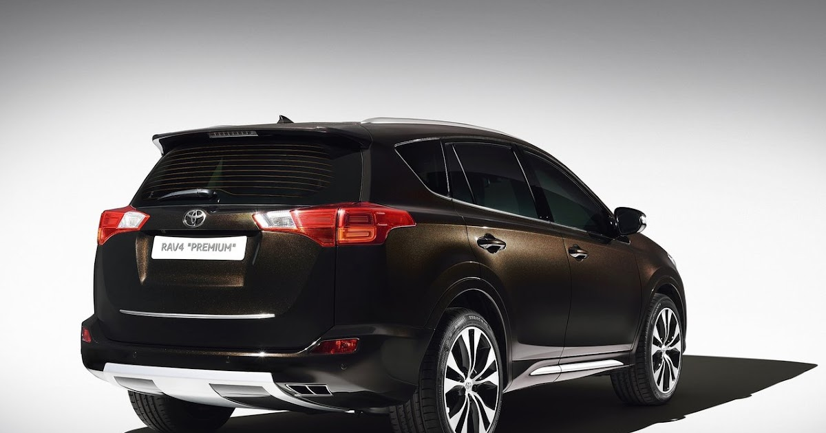 All Cars New Zealand 2013 Toyota Rav4 Premium Concept