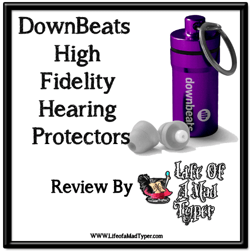 DownBeats High Fidelity Hearing Protectors Review
