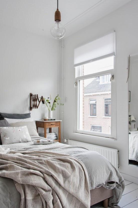 Scandinavian wallpaper for bedroom 2