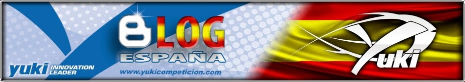 Yuki Competicion - Blog España