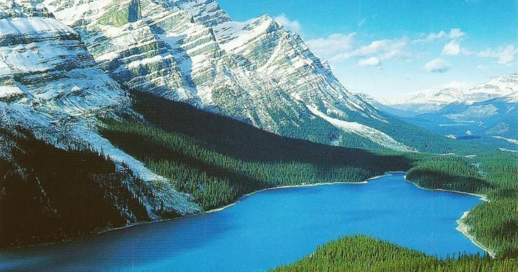 10 famous places to visit in Canada