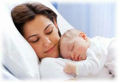 Cách dỗ bé ngủ