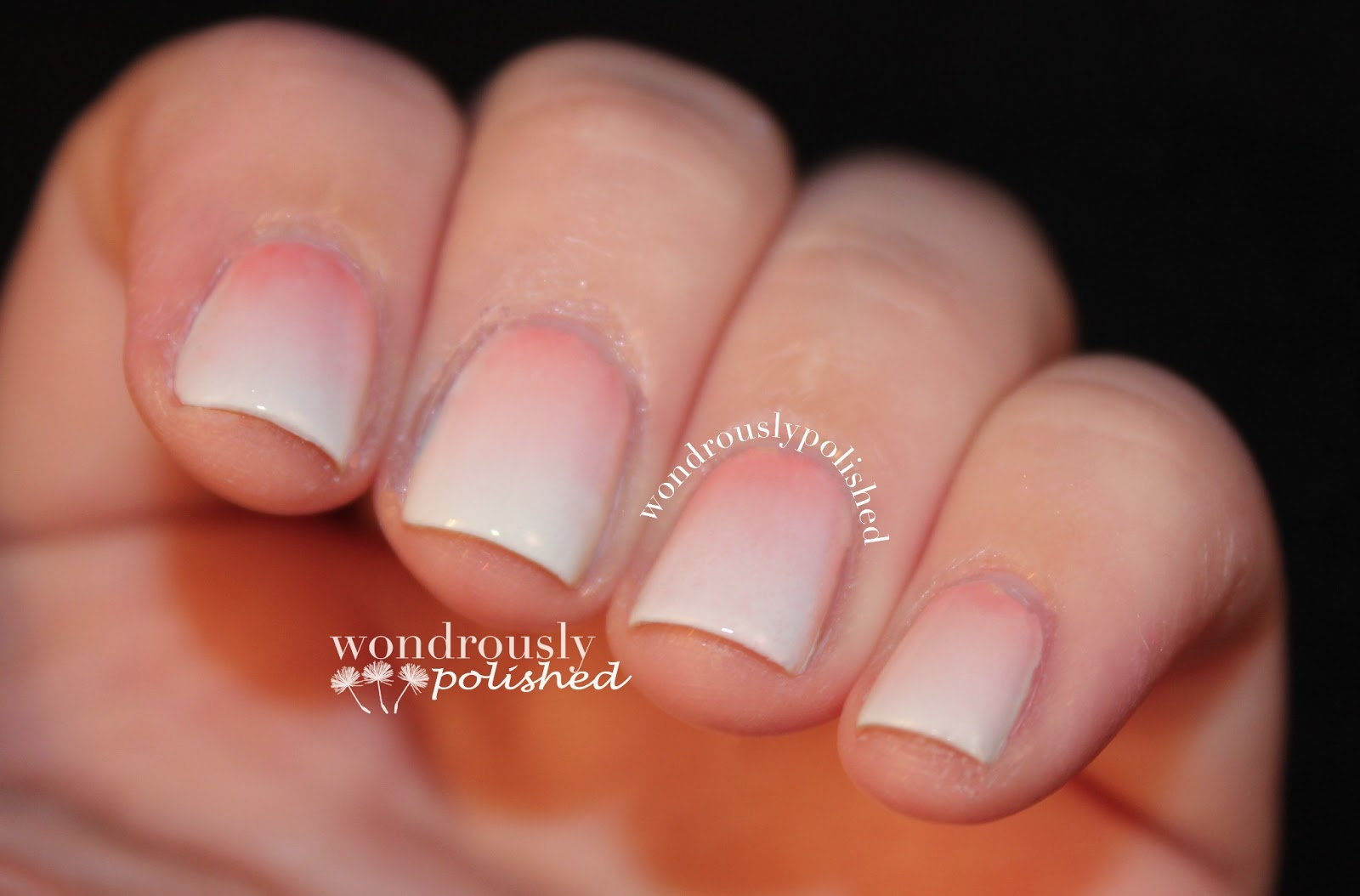 Wondrously Polished: March Nail Art Challenge - Day 3: Gradient