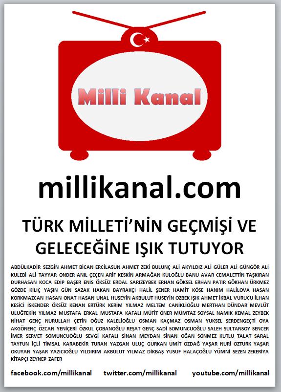MİLLİ KANAL