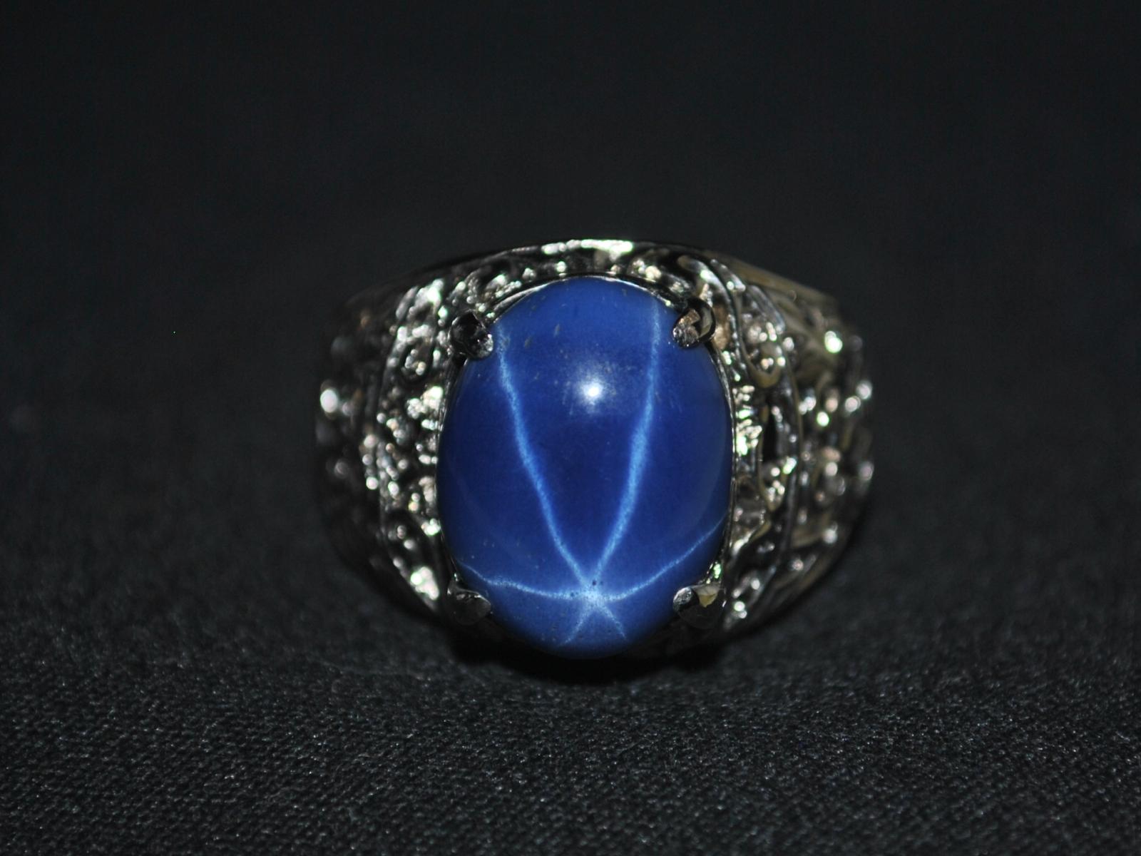 american blue star cincin bermata batu american blue star ini sangat ...