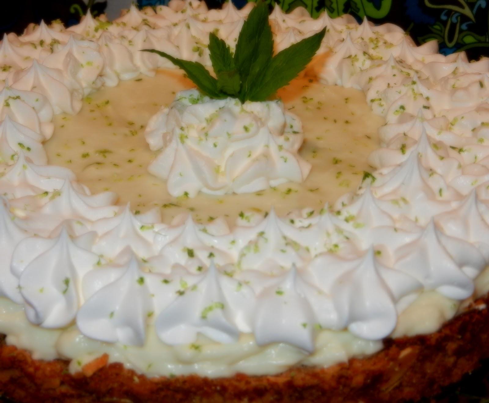 Melissa S Southern Style Kitchen Key Lime Tart