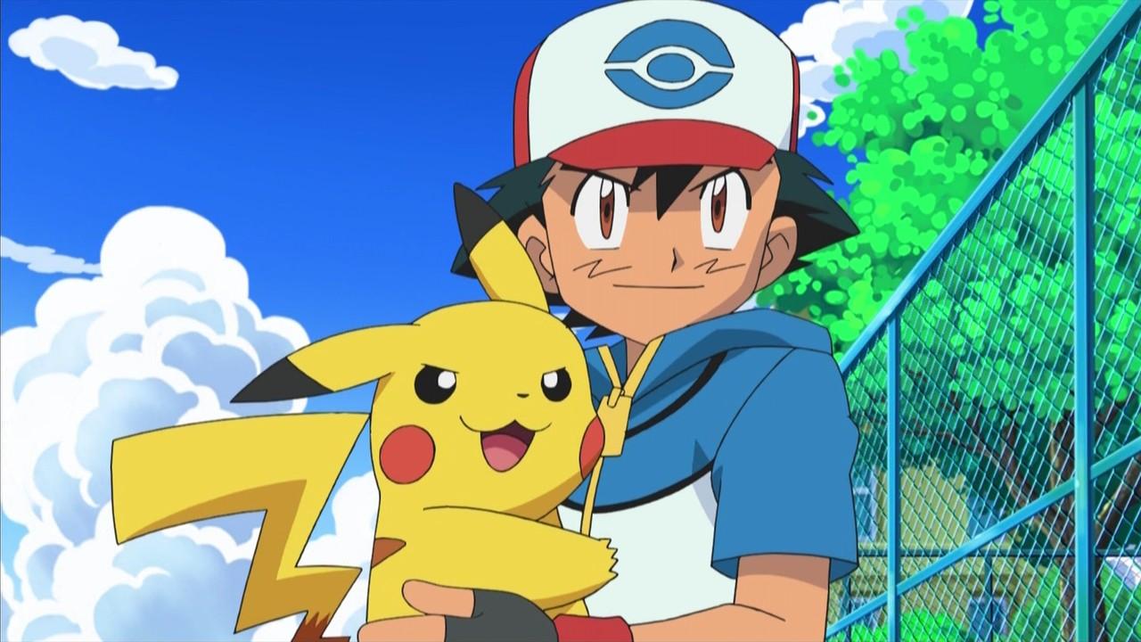 LO BUENO DE SER HIPERACTIVO Pokemon Pikachu And Ash