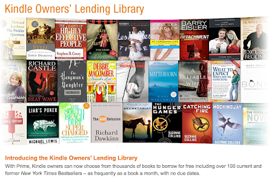 The Scoop on the New Kindle Owners' Lending Library Program, and An Important Commitment from Amazon: Free Kindle Book Offers Are Not Going Away