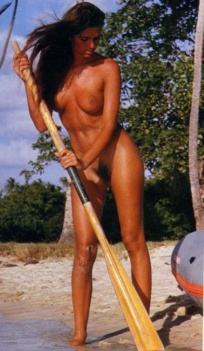 Caroline Cossey Nude 28