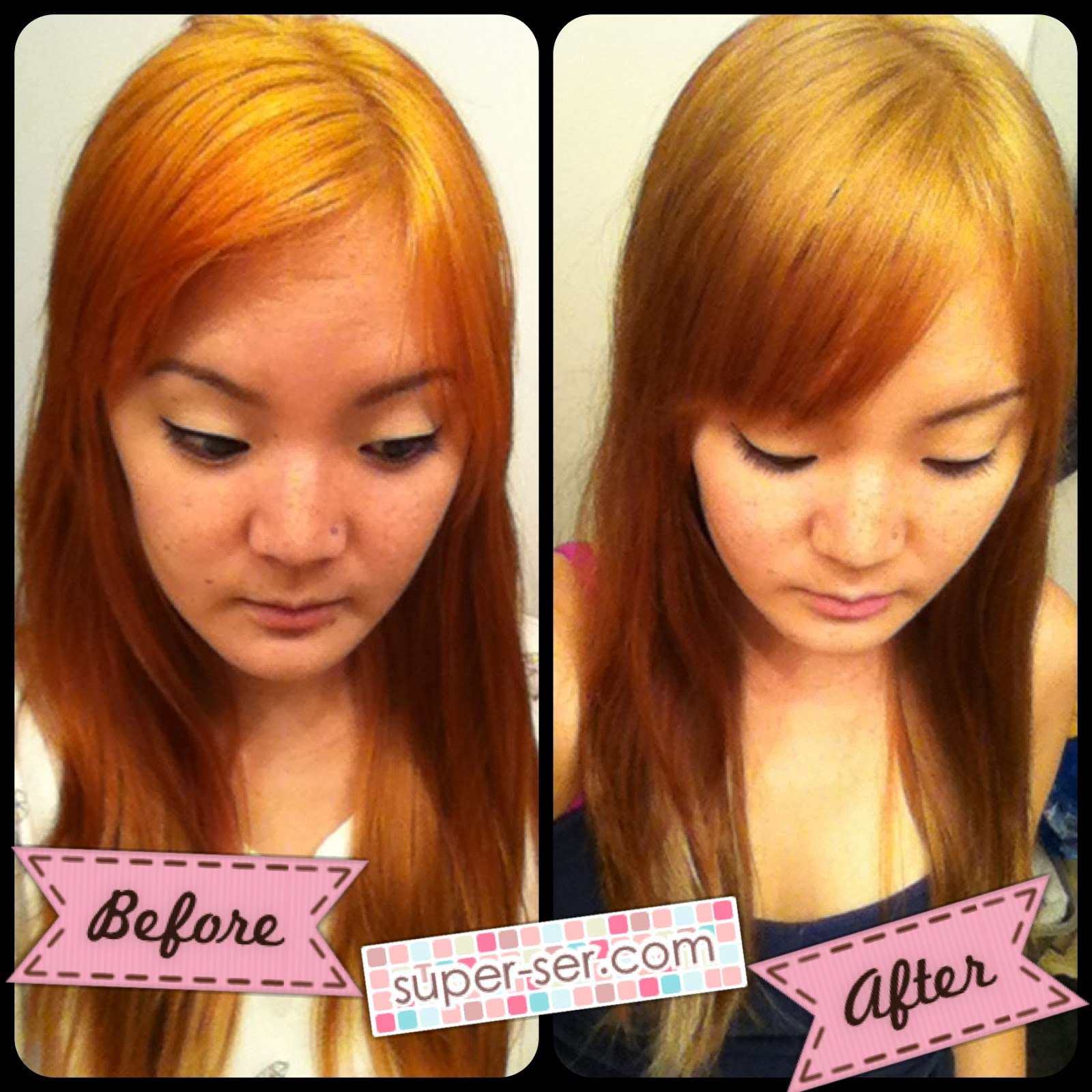 How to Fix Orange Hair | Bellatory
