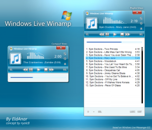 Windows Live for Winamp