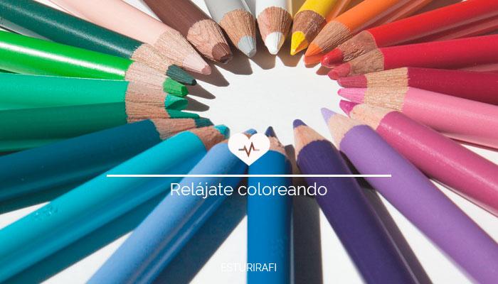 relax, relajate coloreando, colores, colorear, secret garden