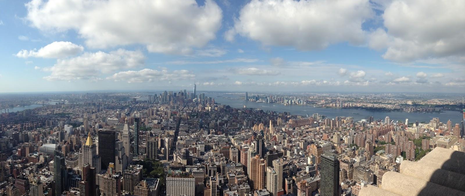 Libri e molto altro la mia vacanza a new york empire for Vacanza a manhattan