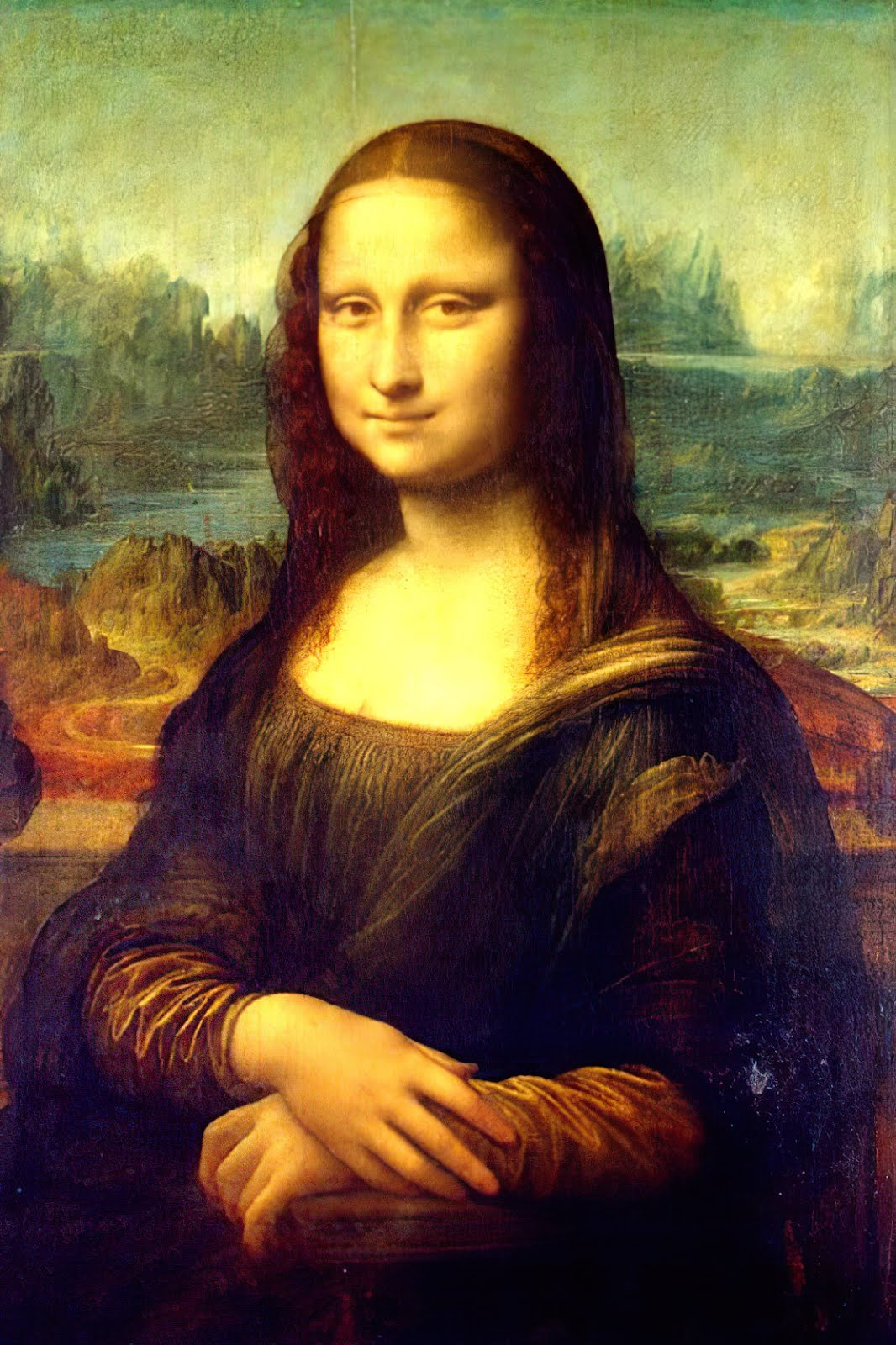 Get Your MONA LISA T-Shirt !!!
