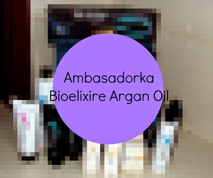 Paczka ambasadorska Bioelixire argan Oil