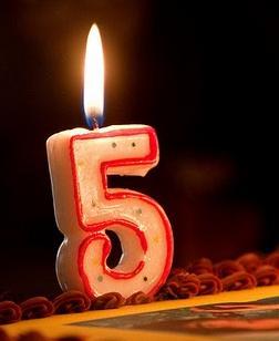 Happy 5th Birthday Carpe Diem Aei