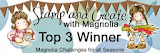 Top 3 @ S&CW/Magnolia 2nd August