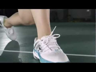 Footwork Badminton