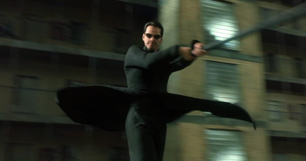 Filmsrruss the sunday scene matrix reloaded for Matrix reloaded architect