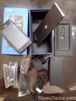 Nokia X7 Unboxing