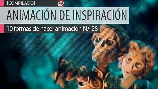 Animación. 10 formas de hacer animación N.º 28