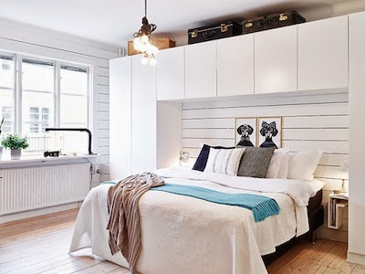 Decorole dormitorio cabeceros con almacenaje - Cabecero con almacenaje ...