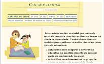 NO CARTAFOL DO TITOR DESENVÓLVESE O PLAN DE ACCIÓN TITORIAL