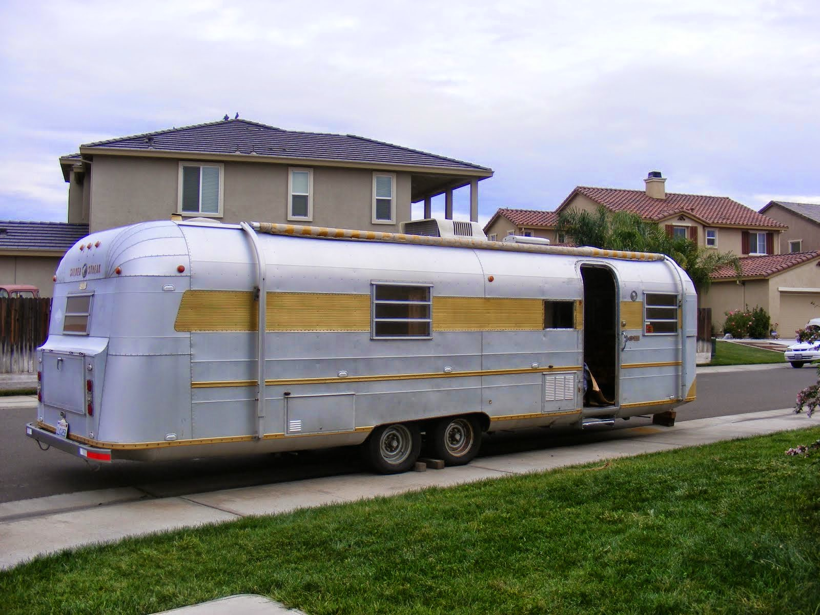 Silver Streak Seven Finding the Trailer