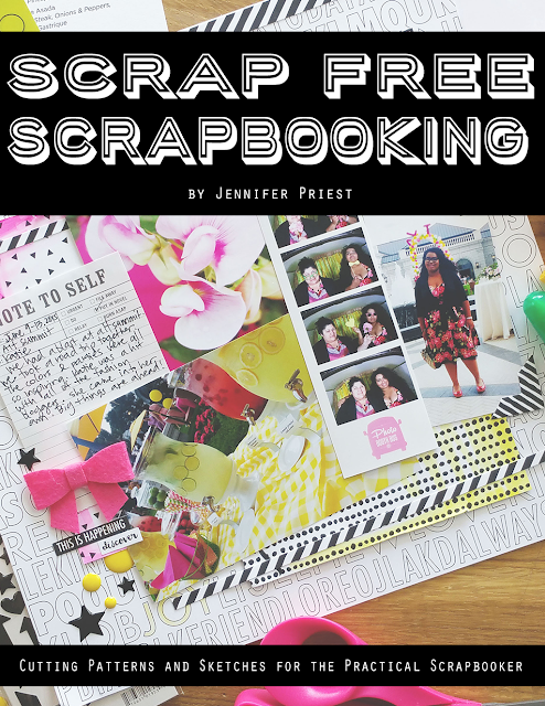 Scrap Free Scrapbooking cover