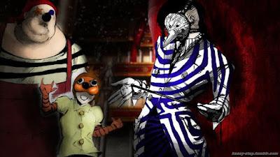 Clowns, Organisasi paling misterius dalam Tokyo Ghoul