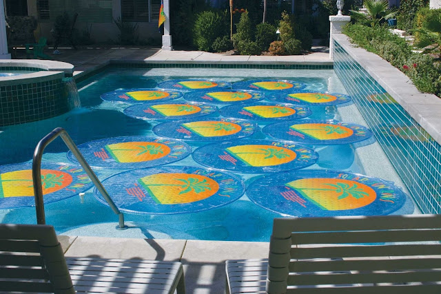 solar pool rings, heat pool, cheap pool ring